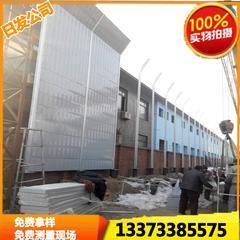 广州金属百叶孔吸音屏障