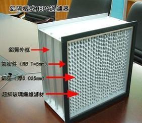 供应高效空气过滤器