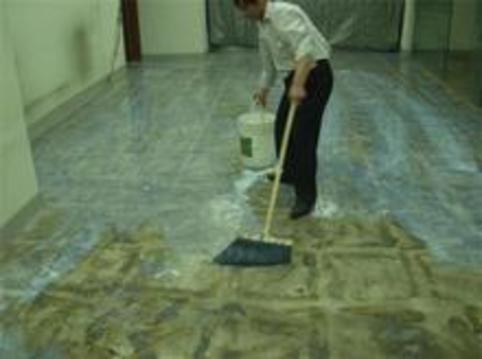 家装水泥自流平地面_co土木在线