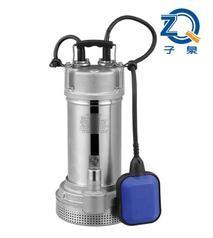 带浮标控制不锈钢微型潜水泵,带浮标控制微型潜水泵