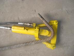 钢筋笼专用手提式钢筋调直机