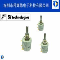 7286印刷机电位器进口BI品牌精密多圈线绕电阻器