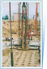 长螺旋钻孔压灌砼桩的质量优点