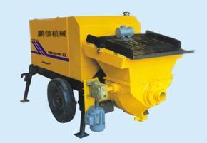 混凝土喷浆泵  细石混凝土泵