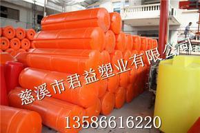 九江河道拦污栅栏塑料的拦污浮体哪买的直径50公分长度1.8米