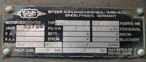 HSK7451-70比泽尔螺杆压缩机维修及二手压缩机
