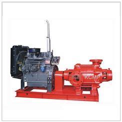 柴油机驱动多级泵 应急设备