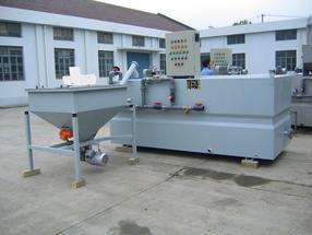 PY2-3000膨润土(皂土)自动配置装置