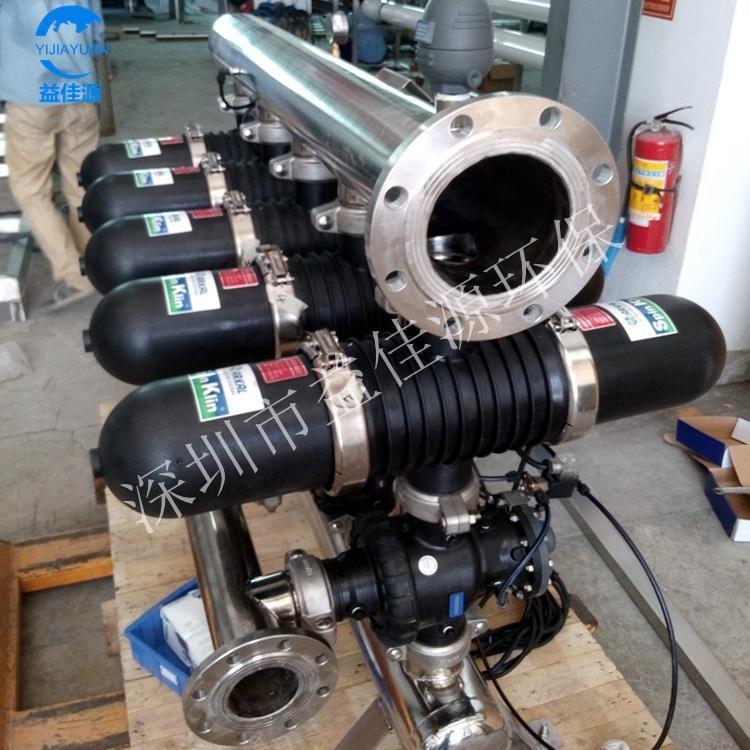 阿科盘式过滤器中国区代理,阿科过滤器成套设备供应图片