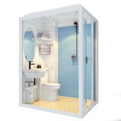 著名品牌那波利供应酒店专用整体卫浴