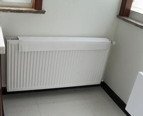 明装散热器