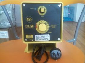 美国米顿罗B746-318TI进口计量泵