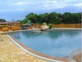 度假村温泉水处理
