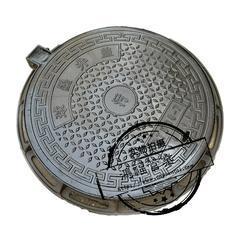 重型铸铁井盖D400