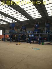 免拆一体板设备平模流水线厂家佳鑫建材机械厂