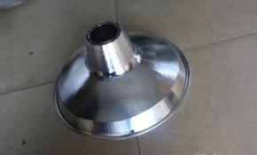 供应仿搪瓷罩 工矿灯罩 厂房灯罩 铝罩