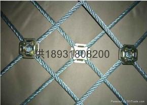 山坡加固7x7边坡防护钢丝绳网片