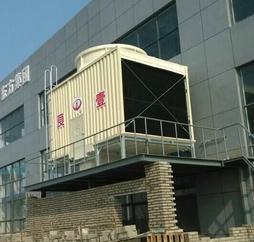 150吨方形冷却塔