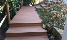 塑木地板 户外地板 防水防腐地板