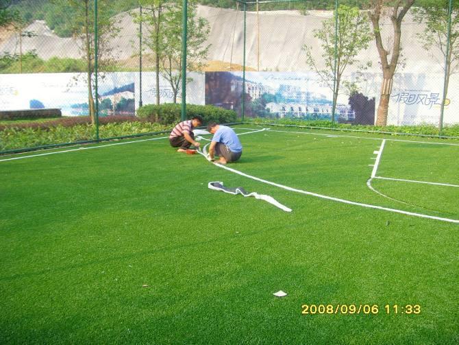 适普益康建设网球场,建设排球场及建设篮球场的设计方案