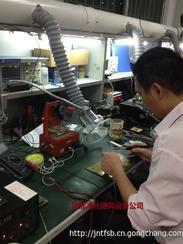 电烙铁焊锡废气处理设备生产线排烟通风