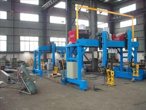 钢结构焊接设备江苏厂家非标定制质量三包