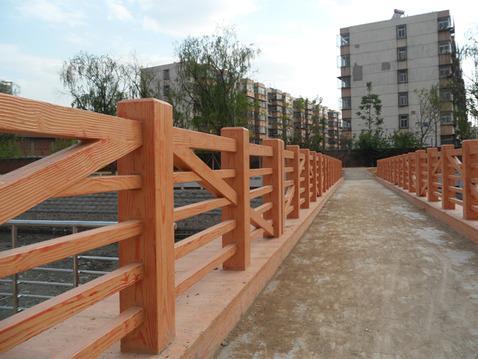 仿木护栏XZ型