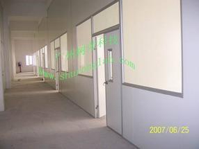 供应广州彩钢板装修、广州彩钢板间隔