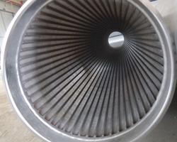 不锈钢304绕丝滤水管约翰逊筛管
