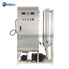 食品加工厂消毒高浓度臭氧水机30g/h