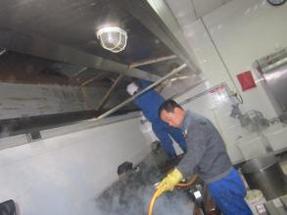 通州区潞城厨房烟道设备清洗;18510466444
