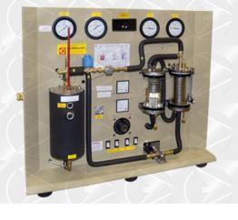 蒸汽驱动式制冷机/热泵