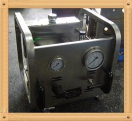 螺栓拉伸器专用气动液压泵框架式