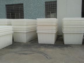 2000升酸洗pe方形塑料桶(图)