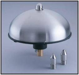 建筑物防雷工程艾力高接闪器
