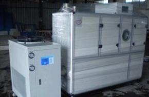 供应特种医疗设备生产用低露点转轮除湿机