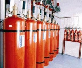 XQQW6七氟丙烷气体灭火