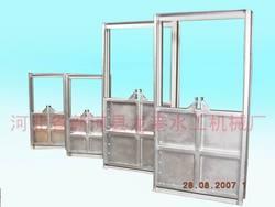 南京不锈钢闸门、渠道不锈钢闸门