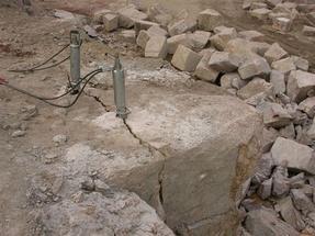 福建花岗岩开采机械设备