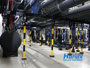 水泵机房降噪,高层地下室水泵噪音治理