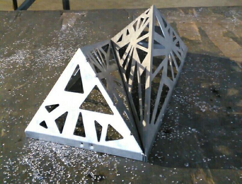 湖南长沙 雕花铝单板 镂空铝板