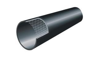 钢丝网骨架塑料PE复合管CJ/T189-2007