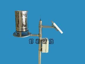 自动雨量监测站