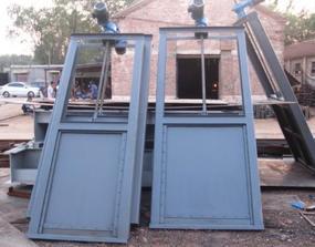机闸一体铸铁闸门