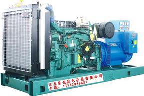 江苏星光发电机组评价高 沃尔沃进口发电机组