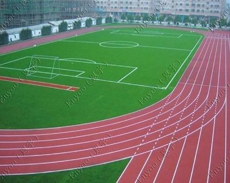 非标准操场是指根据用地跑道儿歌面积和的形状上小学图片