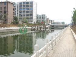 仿石护栏,河道栏杆,水利工程,河道整治