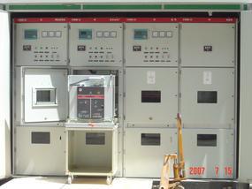 中置柜KYN28A-12