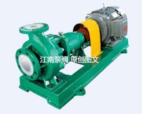IHF-NS耐高温耐腐蚀离心泵-高温泵-耐腐蚀化工泵