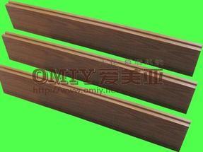 木纹铝方通吊顶表面处理工艺
